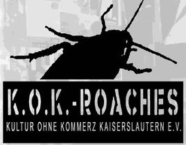 K.o.K Roaches Logo